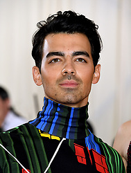 Joe Jonas attending the Metropolitan Museum of Art Costume Institute Benefit Gala 2019 in New York, USA.