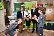 Galway launches 200 Gatherings ! Come home to Irelands Cultural Heart  with help of Denis Burke Macron Galway Cup, Cllr Terry O Flaherty Mayor of Galway City Jim Miley CEO The Gathering Ireland Sean Keane Alex Wynne  at Aras An Contae. Picture Andrew Downes..