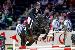 Bengtsson Rolf Goran, SWE, Giovanni S<br /> Finale Youngster Tour<br /> Braunschweig - Löwenclassics 2019<br /> © Hippo Foto - Stefan Lafrentz