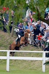 Motmans Jan (BEL) - Quick Chin vd Elsendam<br /> Winner Derby of Lummen<br /> CSIO Lummen 2009<br /> Photo © Dirk Caremans