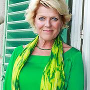 ITA/Lucca /20130521 - Presenttie Cast film De Toscaanse Bruiloft, Simone Kleinsma