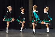1. Under 8 Years Girls Four Hand Ceili