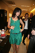 NOOSHIN BAKHSHI, De Grisogono & Londino Car Rally  party. <br />