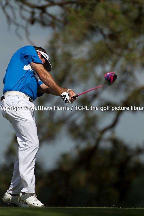 Bubba WATSON (USA) during first round US Open Championship 2014,Pinehurst No 2,Pinehurst,North Carolina,USA.