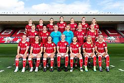 Bristol City Women Team Photo - Rogan/JMP - 22/09/2017 - FOOTBALL - Ashton Gate Stadium - Bristol, England.