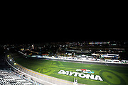 January 24-28, 2018. IMSA Weathertech Series ROLEX Daytona 24. Scenic view of Daytona Speedway