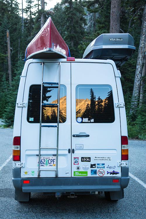 North Cascades National Park, Washington.