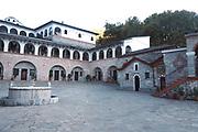 Panagia Eikosifoinissa Monastery, Kavala, Macedonia, Greece