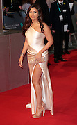 Feb 8, 2015 - EE British Academy Film Awards 2015 - Red Carpet Arrivals at Royal Opera House<br /> <br /> Pictured: Nadia Forde<br /> ©Exclusivepix Media