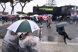 May 15, 2019 - Roma, Italia - Foto Alfredo Falcone - LaPresse15/05/2019 Roma ( Italia)Sport TennisInternazionali BNL d'Italia 2019Nella foto:il villaggioPhoto Alfredo Falcone - LaPresse15/05/2019 Roma (Italy)Sport TennisInternazionali BNL d'Italia 2019In the pic:the village (Credit Image: © Alfredo Falcone - Lapresse.Alfre/Lapresse via ZUMA Press)