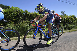 June 8, 2017 - Macon, France - MACON, FRANCE - JUNE 8 : MINNAARD Marco of Wanty - Groupe Gobert during stage 5 of the 69th edition of the Criterium du Dauphine Libere cycling race, a stage of 175 kms between La Tour-de-Salvagny and Macon on June 08, 2017 in Macon, France, 8/06/2017 (Credit Image: © Panoramic via ZUMA Press)