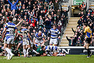 Leicester Tigers v Bath Rugby 040115