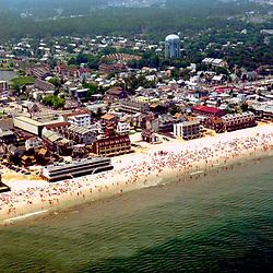 Aerial Photograph of Dewey Beach