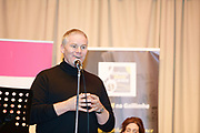 24/02/2018Cjhris Baldwin at a public meeting to discuss the future plans for a School of Music for Galway city, organised by Maoin Cheoil na Gaillimhe at Presentation NS. Photo:Andrew Downes, XPOSURE .