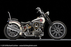 Stacy McCleary 1969 Shovelhead