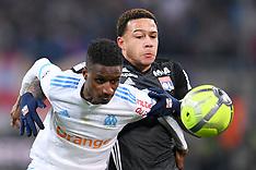 Marseille vs Lyon 18 Mar 2018