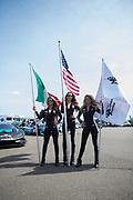 June 28 - July 1, 2018: Lamborghini Super Trofeo Watkins Glen. Grid girls