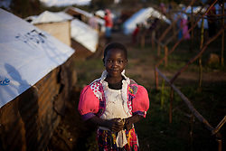 Dusk falls at an IDP camp in Burnt Forest. Four months after election violence erupted in Kenya there are still some 300,000 people displaced, half of which are living in IDP camps. The violence was centered in the Rift Valley, Kenya's fertile bread basket.  Due to the violence and displacement many Kenya farmers have been unable to work their land for 4 months, leading to worries that Kenya will face severe food shortages by the end of the year.