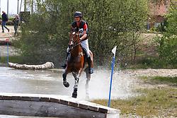 Hermans Bart, BEL, Gorki van de Pertjeshoeve<br /> Nationale LRV-Eventingkampioenschap Minderhout 2017<br /> © Hippo Foto - Kris Van Steen<br /> 30/04/17