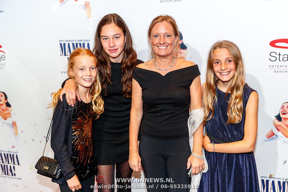 NLD/Utrecht/20180923 - Premiere Mamma Mia, Chief Operations Officer Stage Holding Fleur Moonen