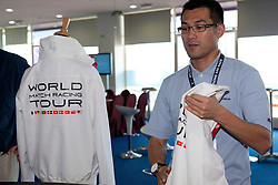 Monsoon Cup 2010. World Match Racing Tour, Kuala Terengannu, Malaysia. 30 November 2010. Photo: Subzero Images/WMRT