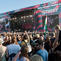 Sziget Festival 2011