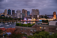 North Sydney feat. Luna Park & Lavender Bay