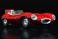 Jaguar Type D 1956<br />
