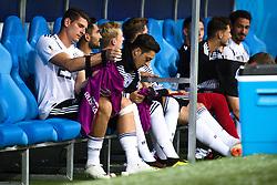 June 23, 2018 - Adler, RUSSIA - 180623 Mesut …zil of Germany during the FIFA World Cup group stage match between Germany and Sweden on June 23, 2018 in Adler..Photo: Joel Marklund / BILDBYRN / kod JM / 87728 (Credit Image: © Joel Marklund/Bildbyran via ZUMA Press)