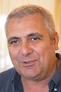 Jean-Louis Poudou Domaine La Tour Boisee. In Laure-Minervois. Minervois. Languedoc. Owner winemaker. France. Europe.