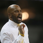 ORLANDO, FL - NOVEMBER 30: Head coach Cuonzo Martin of the Missouri Tigers talks to his players from the sideline during a NCAA basketball game against the UCF Knights at the CFE Arena on November 30, 2017 in Orlando, Florida. (Photo by Alex Menendez/Getty Images) *** Local Caption *** Cuonzo Martin