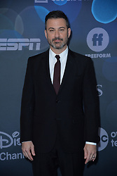 May 14, 2019 - New York, NY, USA - May 14, 2019  New York City..Jimmy Kimmel attending Walt Disney Television Upfront presentation party arrivals at Tavern on the Green on May 14, 2019 in New York City. (Credit Image: © Kristin Callahan/Ace Pictures via ZUMA Press)