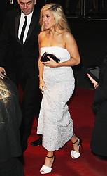 Ellie Goulding, The British Fashion Awards 2014, The London Coliseum, London UK, 01 December 2014, Photo By Brett D. Cove © Licensed to London News Pictures. 02/12/2014. Brett D Cove/PIQ/LNP
