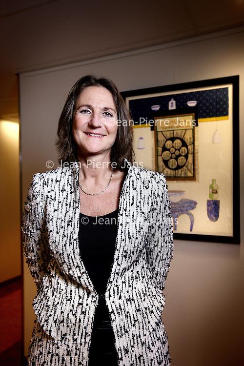Nederland, Amsterdam , 12 februari 2015.<br /> Saskia Peerdeman is sinds 1994 geregistreerd als neurochirurg. Momenteel is zij werkzaam als hersenchirurg in het Neurochirurgisch Centrum Amsterdam (NCA locatie VUmc en AMC). Naast de algemene neurochirurgie heeft zij 3 aandachtsgebieden.<br /> Foto:Jean-Pierre Jans