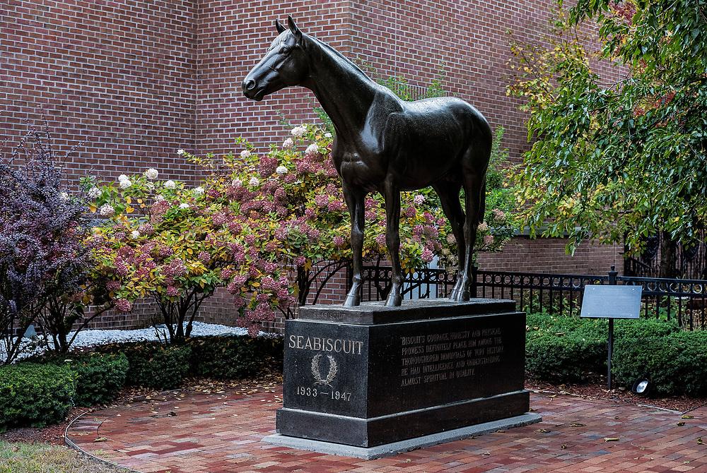 National Museum of Racing and Hall of Fame, Saratoga Springs, New York, USA