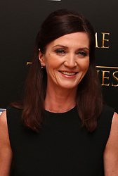 MICHELLE FAIRLEY arriving for the Q&A, screening of season 3, of Game of Thrones, London, UK, March, 26, 2013.Photo by: i-Images...