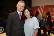 21/02/2018 REPRO FREE  The 2018 Irish Fashion Innovation Awards was launched at Monaghans & Sons Ltd showrooms.<br /> <br /> The 2018 Irish Fashion Innovation Awards take place on March 22nd at The Galmont Hotel & Spa, Galway<br /> At the stylish launch was attended by  Dr. Paul Moore Gate Dental , (sponsor) and Patricia McCrossan Goldenegg   . Photo:Andrew Downes, XPOSURE