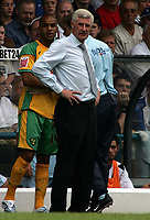 Photo: Paul Thomas.<br /> Leeds United v Norwich City. Coca Cola Championship.<br /> 05/08/2006.<br /> <br /> Nigel Worthington, Norwich manager.