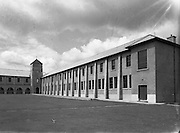 08/07/1952<br /> 07/08/1952<br /> 08 July 1952<br /> Views of new school and church at Oakley, Celbridge, Co. Kildare. Special for James Geraghty builder and contractor.