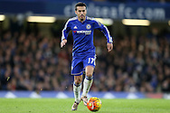Pedro of Chelsea running with the ball. Barclays Premier league match, Chelsea v AFC Bournemouth at Stamford Bridge in London on Saturday 5th December 2015.<br /> pic by John Patrick Fletcher, Andrew Orchard sports photography.