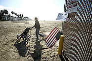 Venice Beach Polling Station