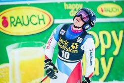 "Melanie Meillard (SUI) during the FIS Alpine Ski World Cup 2017/18 5th Ladies' Giant Slalom race named ""Golden Fox 2018"", on January 6, 2018 in Podkoren, Kranjska Gora, Slovenia. Photo by Ziga Zupan / Sportida"