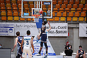 Wilson Jamil<br /> Acqua S.Bernardo Cantù - Virtus Roma<br /> Legabasket Serie A UnipolSAI 2020/2021<br /> Desio, 22/11/2020<br /> Foto Ciamillo-Castoria/ Alessia Doniselli