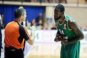 DESCRIZIONE : Desio Eurolega Euroleague 2014-15 EA7 Emporio Armani Milano Panathinaikos Atene<br /> GIOCATORE : James Gist referee<br /> CATEGORIA : delusione referee<br /> SQUADRA : Panathinaikos Atene<br /> EVENTO : Eurolega Euroleague 2014-2015<br /> GARA : EA7 Emporio Armani Milano Panathinaikos Atene<br /> DATA : 11/12/2014<br /> SPORT : Pallacanestro <br /> AUTORE : Agenzia Ciamillo-Castoria/Max.Ceretti<br /> Galleria : Eurolega Euroleague 2014-2015<br /> Fotonotizia : Desio Eurolega Euroleague 2014-15 EA7 Emporio Armani Milano Panathinaikos Atene<br /> Predefinita :