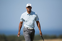 Golf - 2013 Open Championship at Muirfield - Friday Round Two<br /> Tiger Woods of USA on the 5th green
