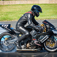 Neil Anderson (137) - Competition Bike.