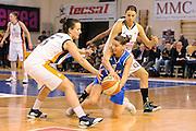 DESCRIZIONE : Parma All Star Game 2012 Donne Torneo Ocme Lega A1 Femminile 2011-12 FIP <br /> GIOCATORE : Chiara Consolini<br /> CATEGORIA : passaggio equlibrio<br /> SQUADRA : Nazionale Italia Donne Ocme All Stars<br /> EVENTO : All Star Game FIP Lega A1 Femminile 2011-2012<br /> GARA : Ocme All Stars Italia<br /> DATA : 14/02/2012<br /> SPORT : Pallacanestro<br /> AUTORE : Agenzia Ciamillo-Castoria/C.De Massis<br /> GALLERIA : Lega Basket Femminile 2011-2012<br /> FOTONOTIZIA : Parma All Star Game 2012 Donne Torneo Ocme Lega A1 Femminile 2011-12 FIP <br /> PREDEFINITA :