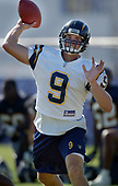 NFL-San Diego Chargers Training Camp-Aug 1, 2003