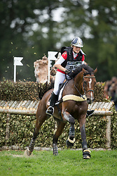 Lara De Liedekerke, (BEL), Ducati van den Overdam - Eventing Cross Country test- Alltech FEI World Equestrian Games™ 2014 - Normandy, France.<br /> © Hippo Foto Team - Dirk Caremans<br /> 30/08/14