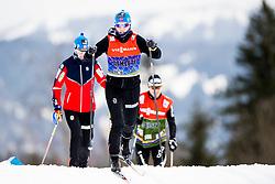 January 2, 2018 - Oberstdorf, GERMANY - 180102 Tiril Udnes Weng of Norway during a training session in Tour de Ski on January 2, 2018 in Oberstdorf..Photo: Jon Olav Nesvold / BILDBYRN / kod JE / 160116 (Credit Image: © Jon Olav Nesvold/Bildbyran via ZUMA Wire)